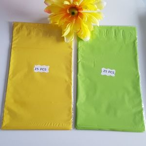 "50 Poly Mailers 6,5""x9.5"" Inside Measure"